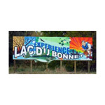 Experience Lac du Bonnet Sign